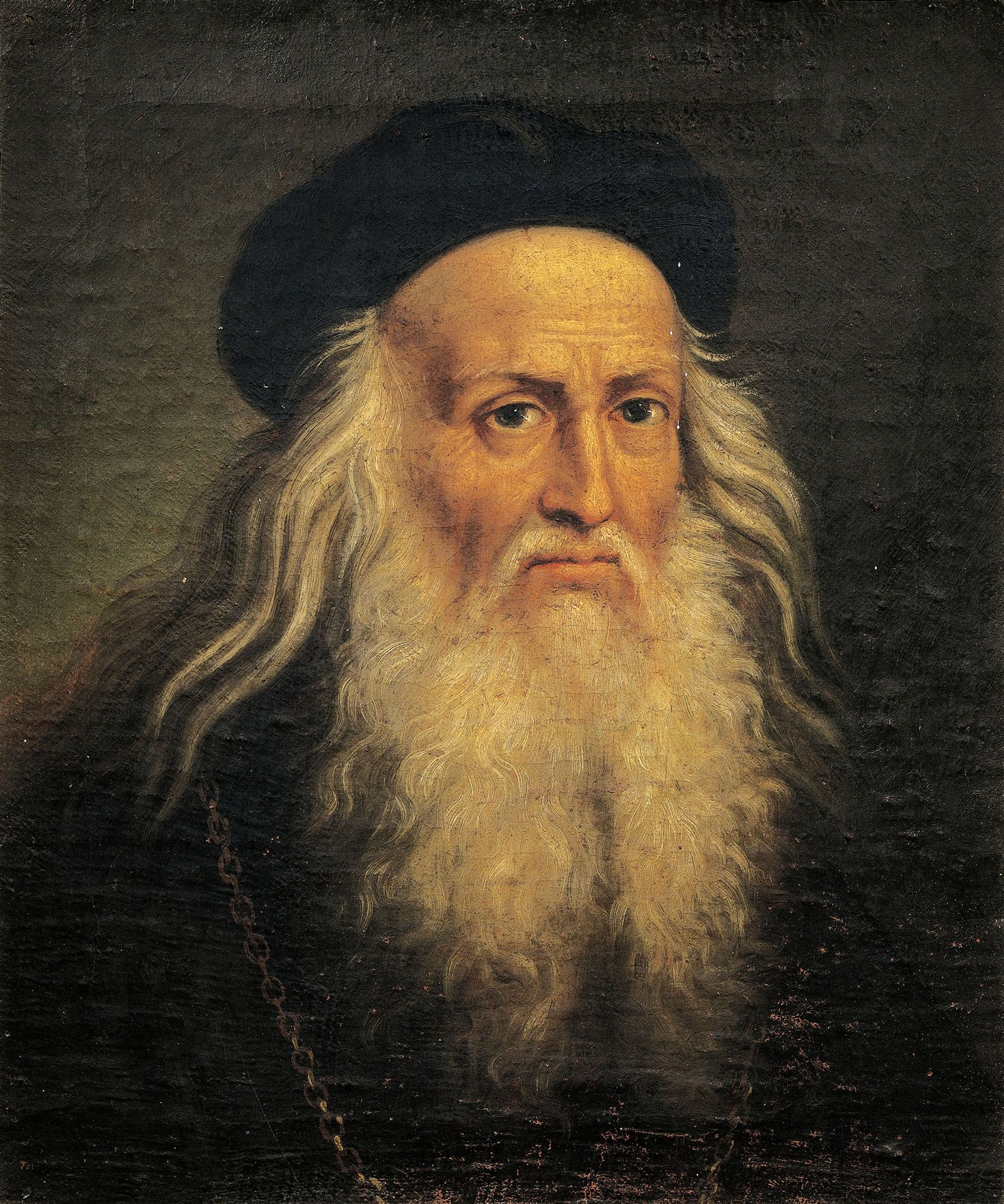 Leonardo da Vinci was overal goed in: hij was kunstschilder, architect, ingenieur en theaterproducent. Hij was ...