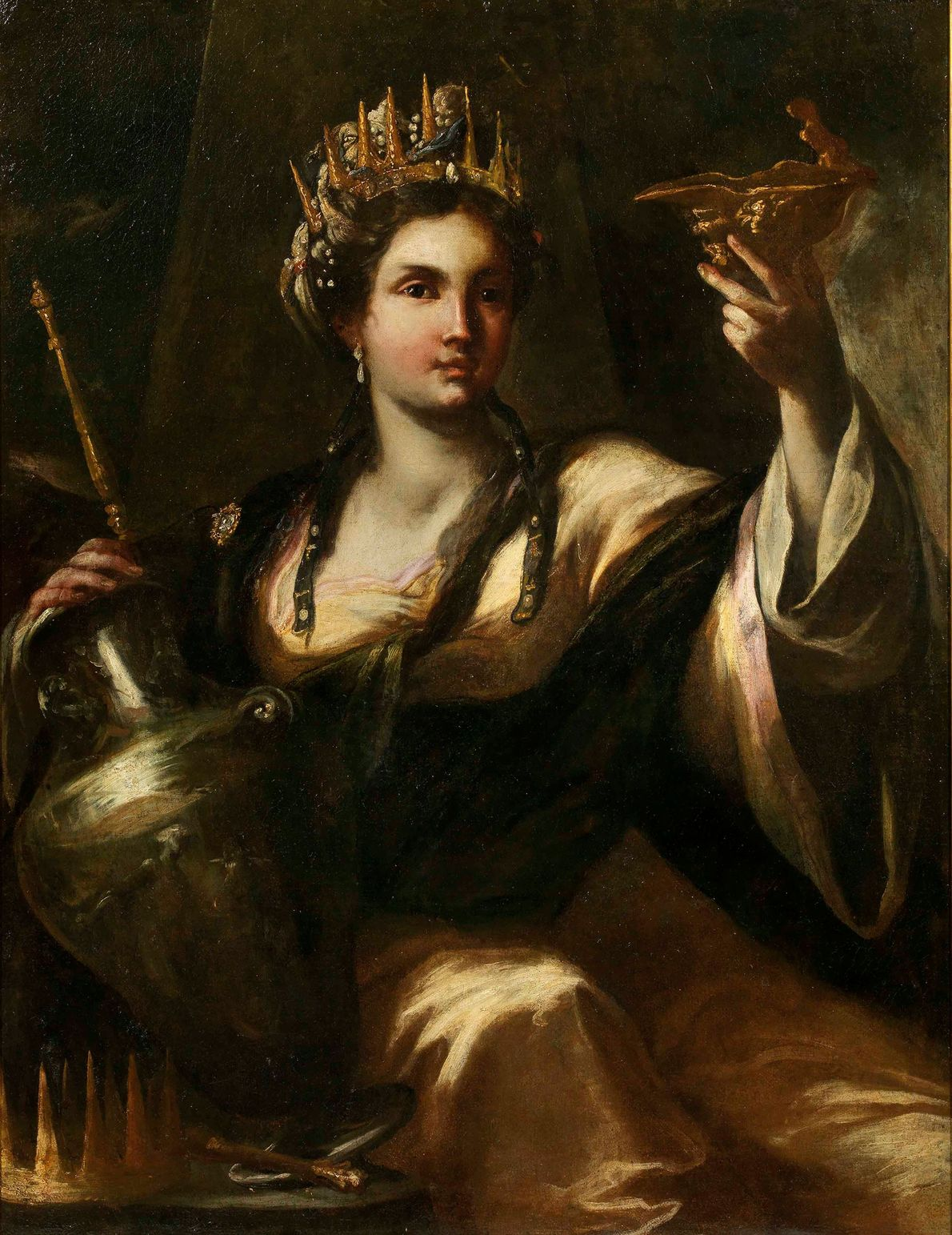 Artemisia of Halicarnassus was immortalized in the writings of the Greek historian Herotodus, who lived in ...