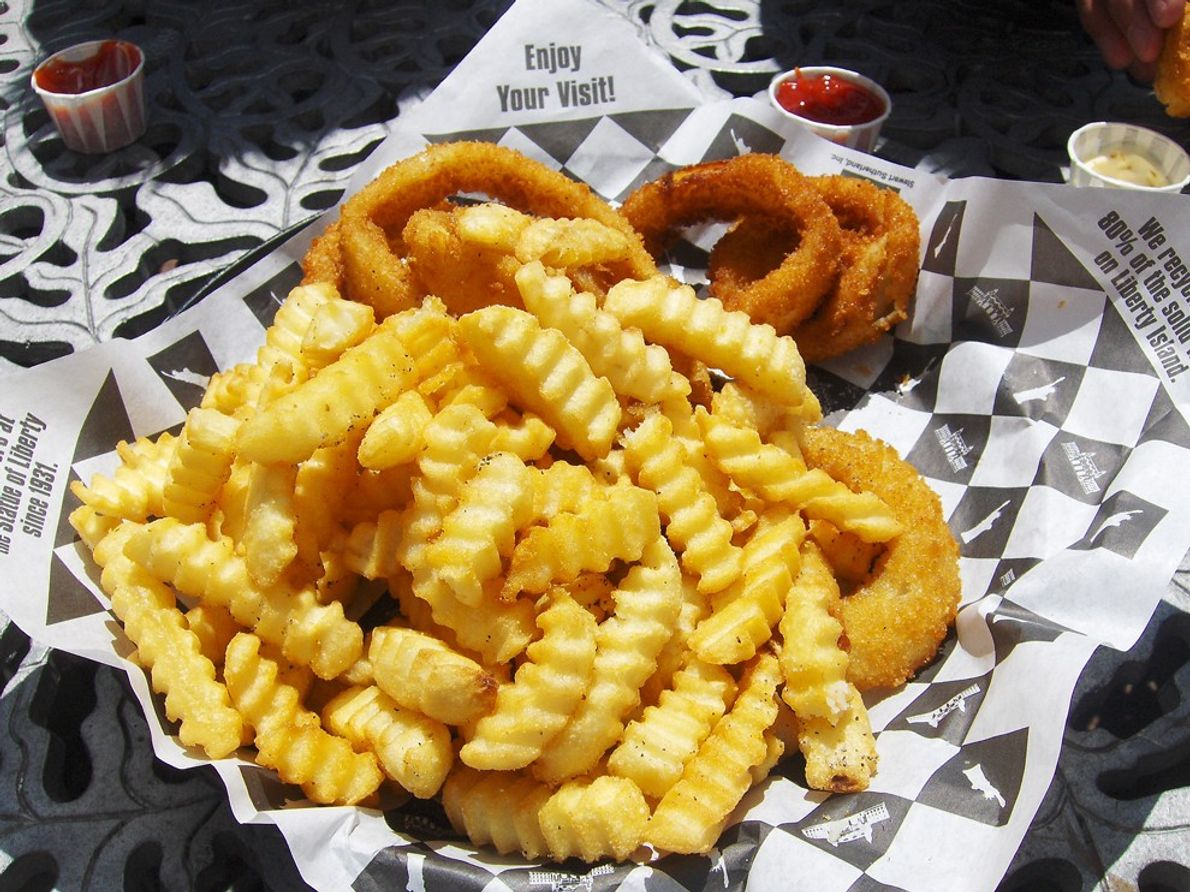 Fries and Rings