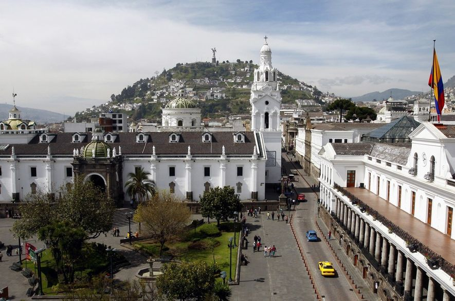 48 uur in Quito