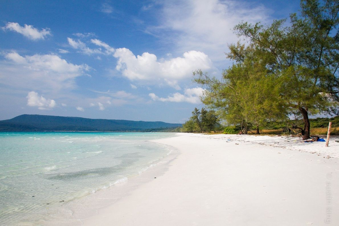 Bounty-eiland Koh Rong