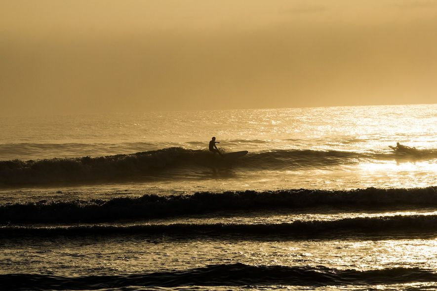 5x Tropisch warme surfspots in Peru