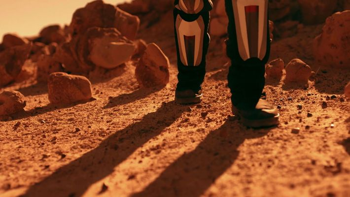 Mars Fact Finders