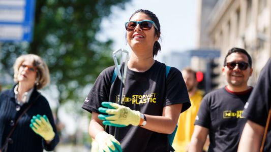 Doe mee met de National Geographic City Clean-Ups