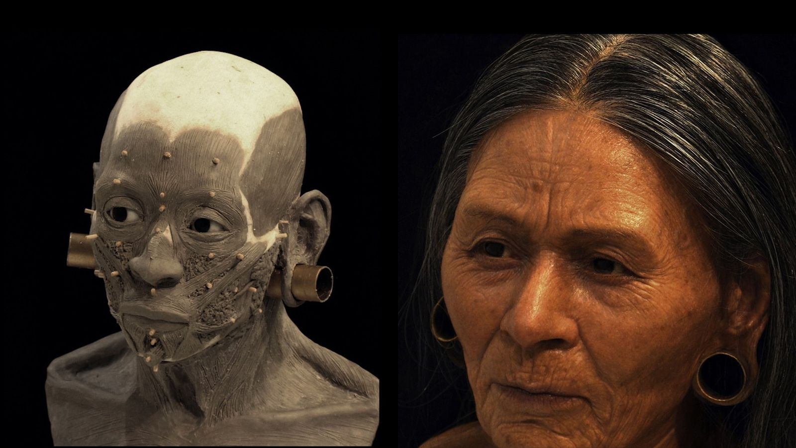 Face of Ancient Queen Revealed for First Time