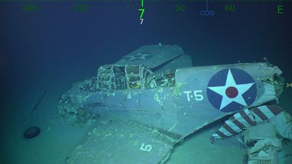 Famous WWII Shipwreck Found After 75 Years