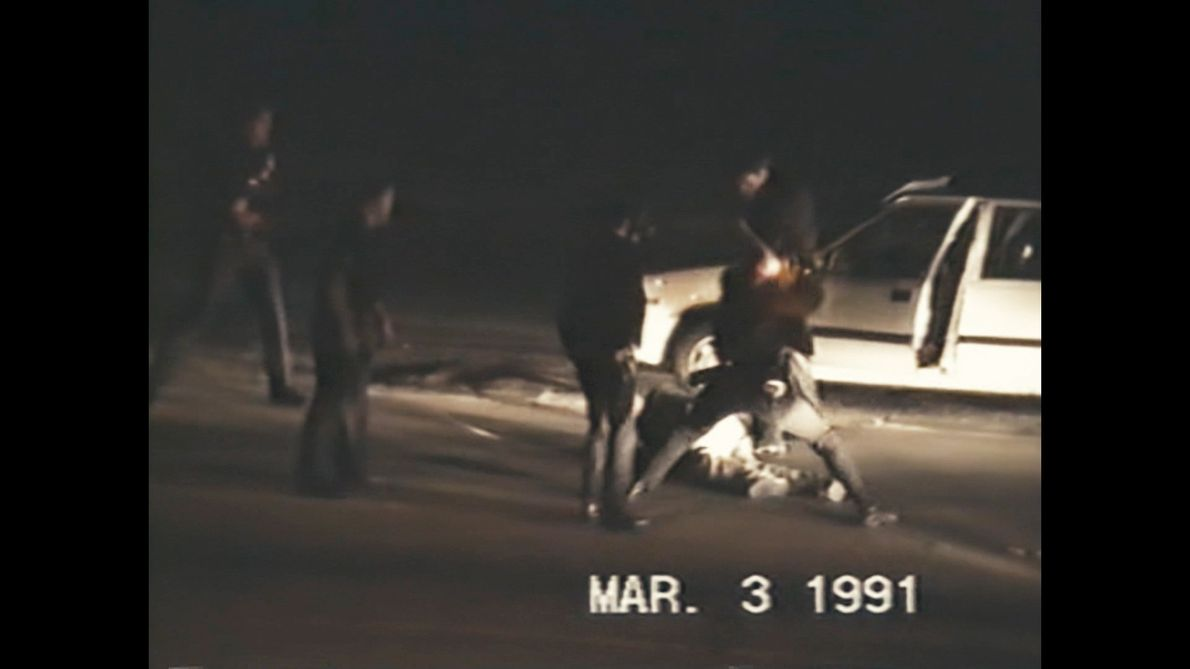 LA 92: Rodney King – de eerste viral video