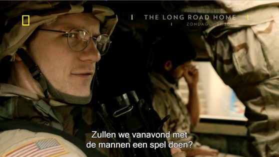 Trailer The Long Road Home