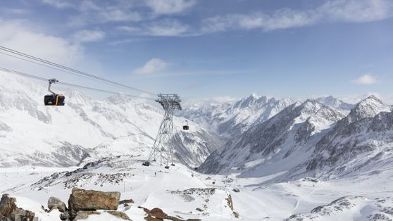 Tirol: wintersport in superlatieven