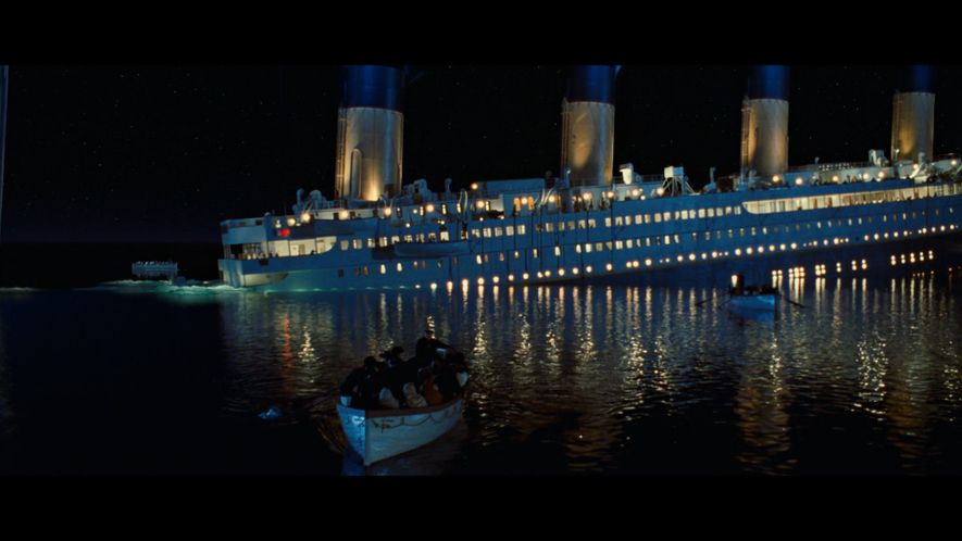 Titanic The Inside Story Of The Making Of The Movie NL