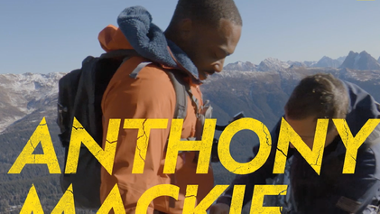 Sneak preview: mini moment met Anthony Mackie
