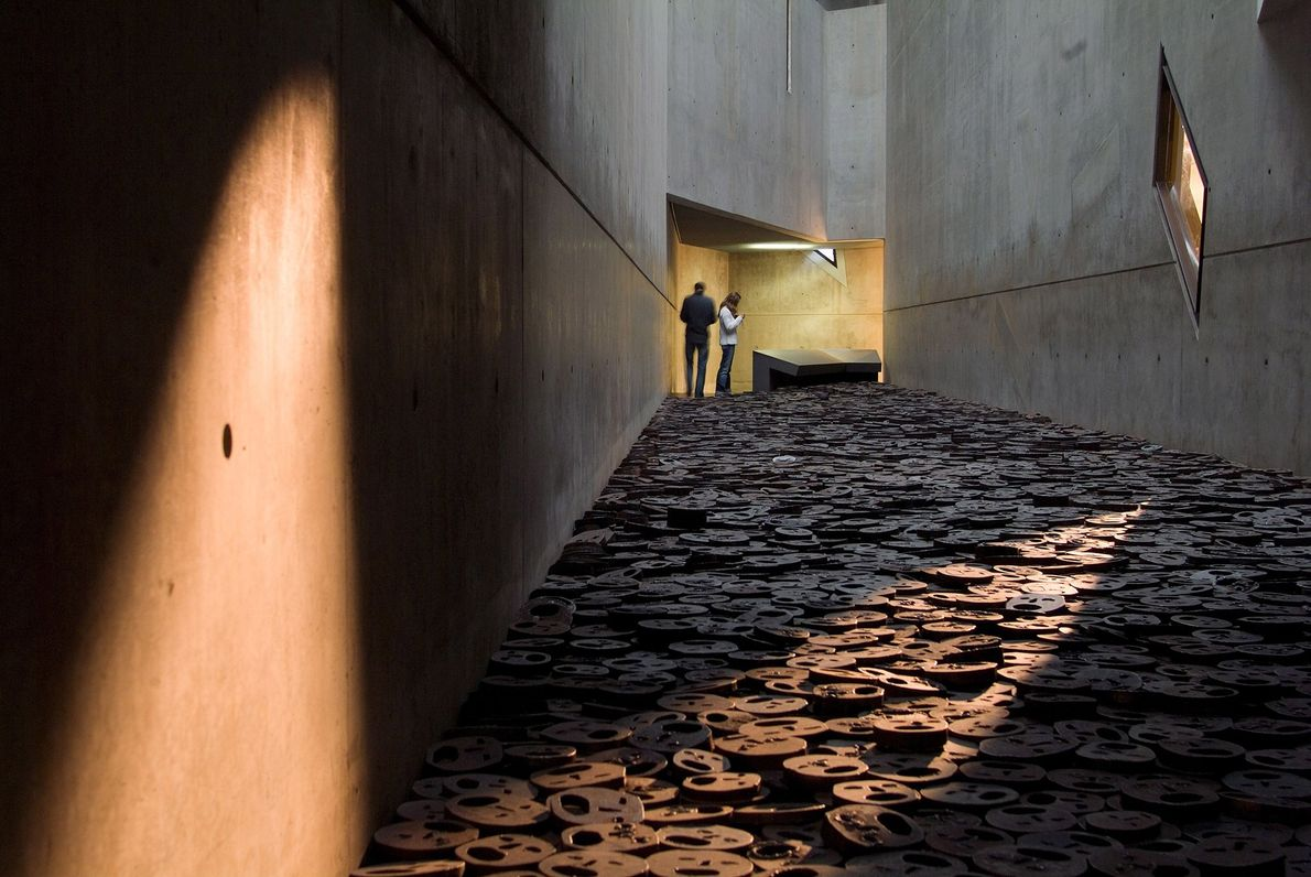 Berlin Jewish Museum, Germany