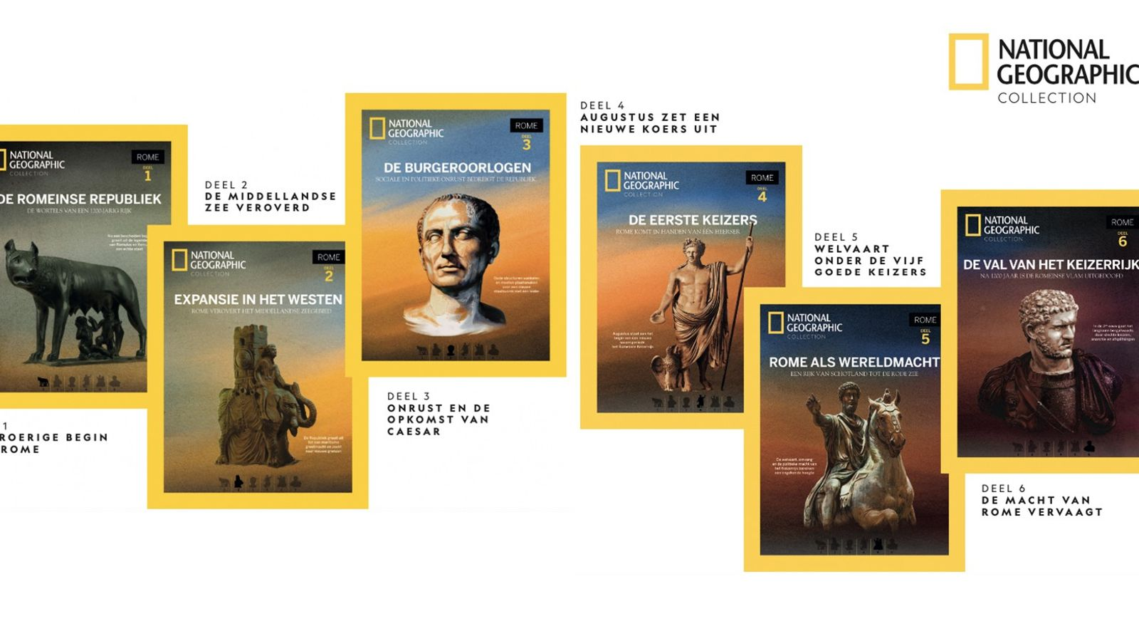 Win: National Geographic Collection Rome