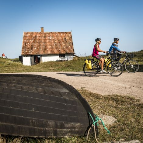 Skåne kent meerdere nationale fietsroutes.