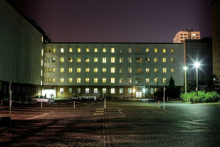 A Tour Of The Stasi Archive