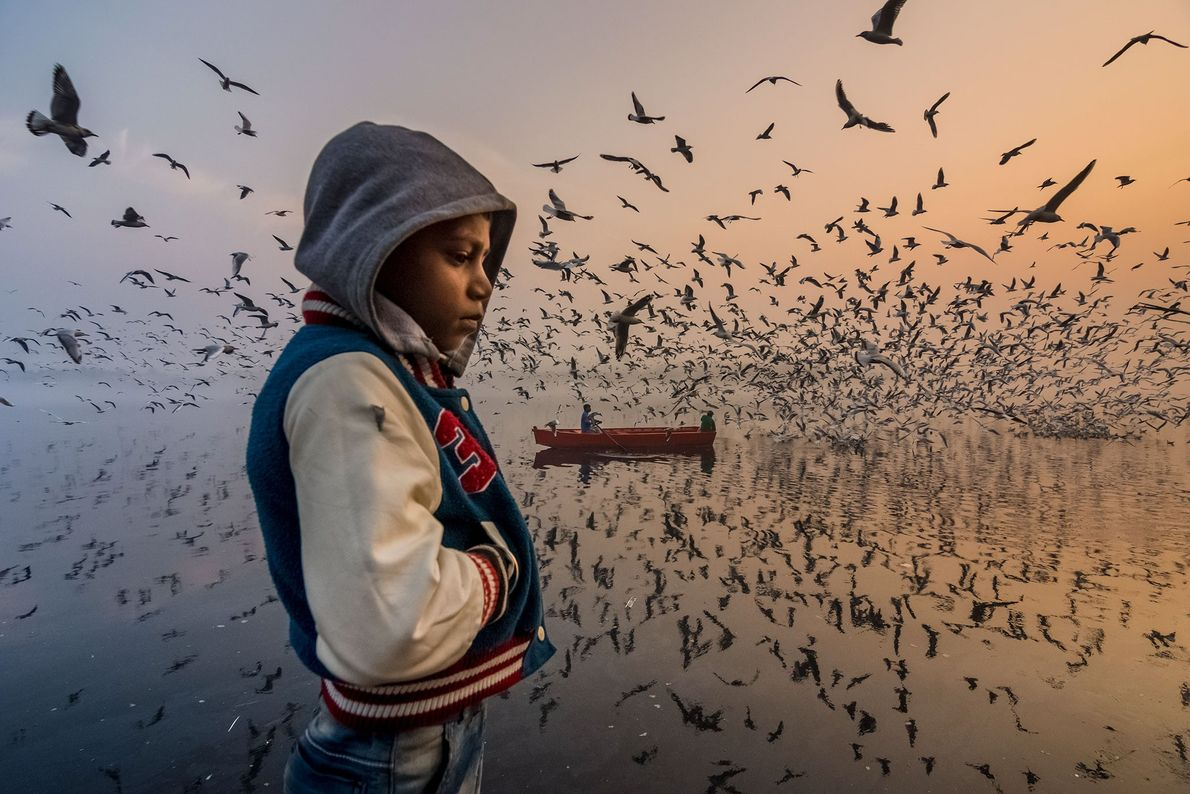 Honorable mention 2019 National Geographic Travel Photo Contest, 'Mensen'