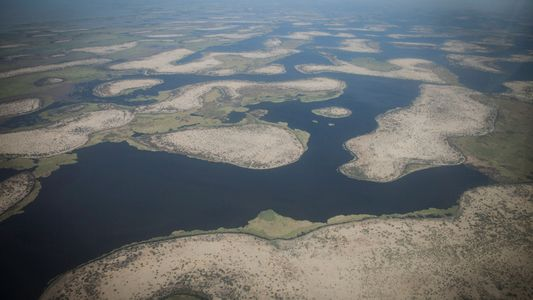An Uncertain Future on the Shores of Africa's Vanishing Lake - 1