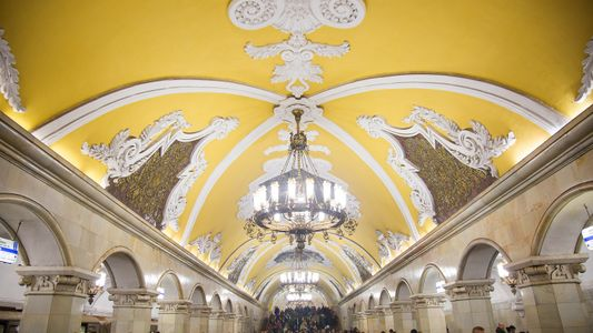 See why the world's best subway lines are destinations unto themselves - 1