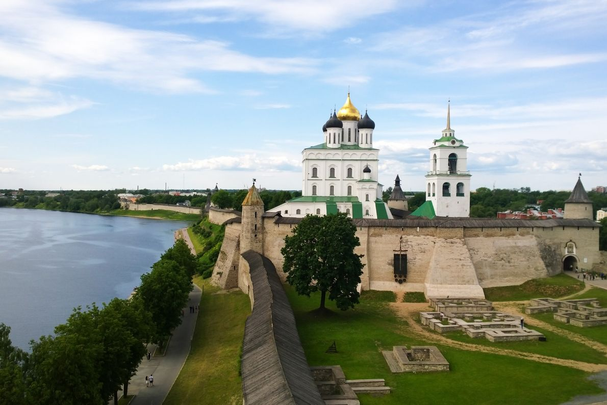 Churches of the Pskov School of Architecture, Russia