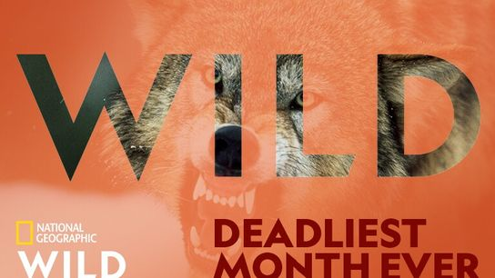 April is Deadliest Month Ever op Nat Geo Wild!