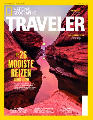 National Geographic Traveler editie 1, 2020.