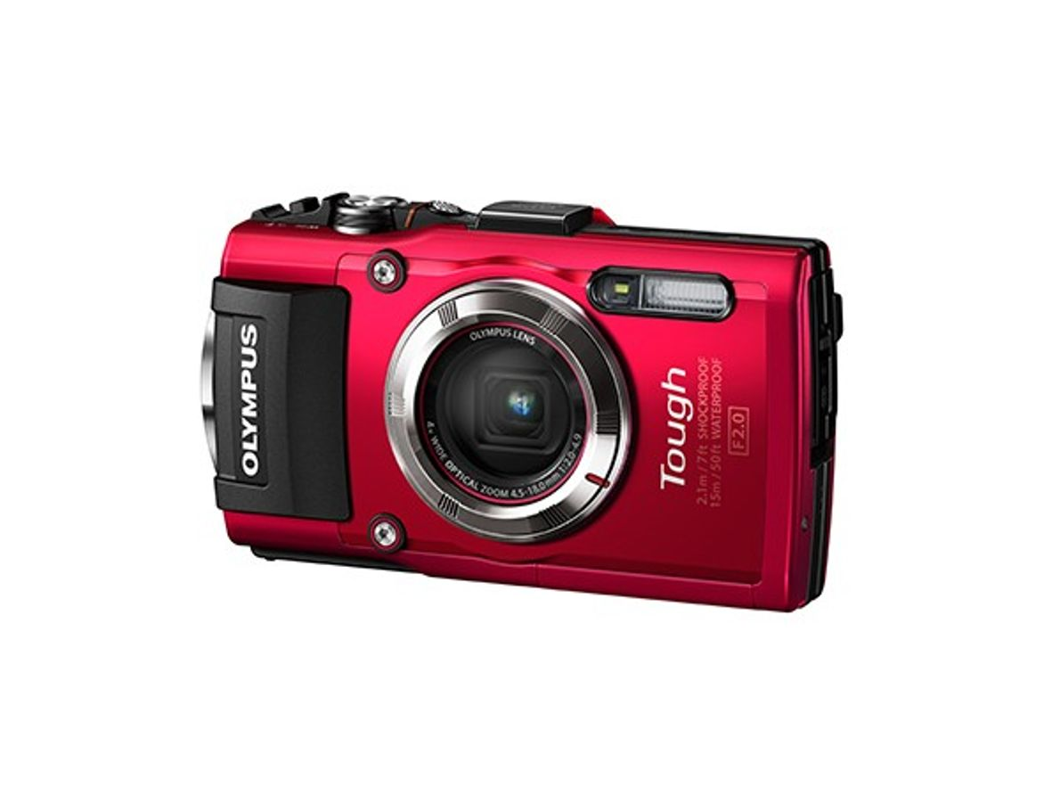 Picture of Olympus TG-3