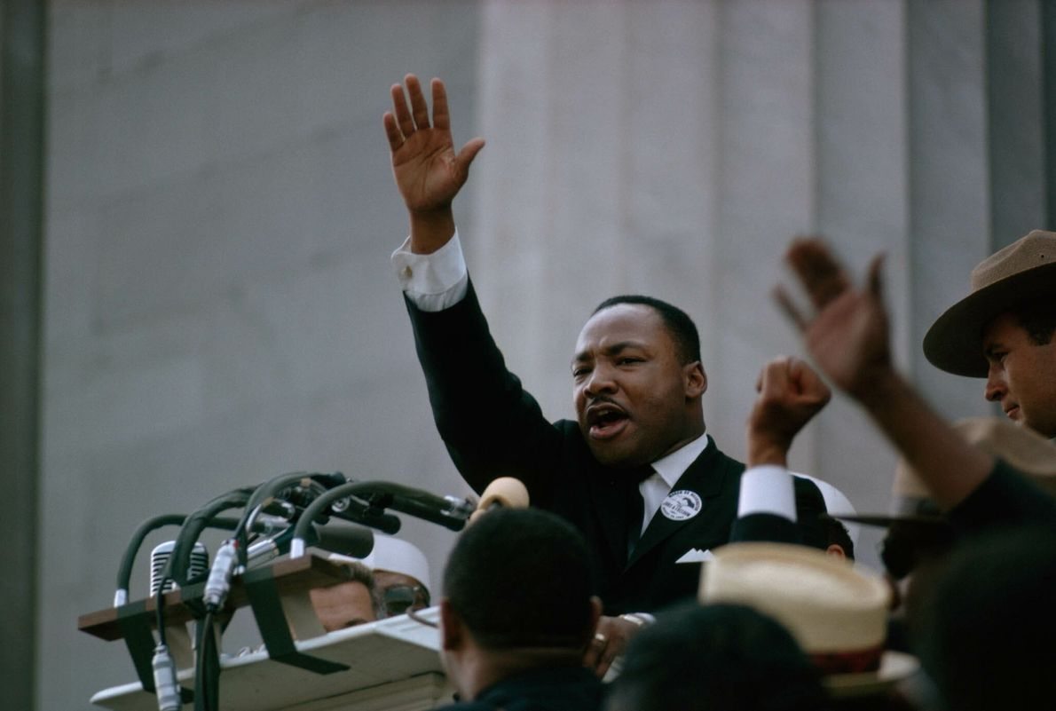 Dr. King's Droom
