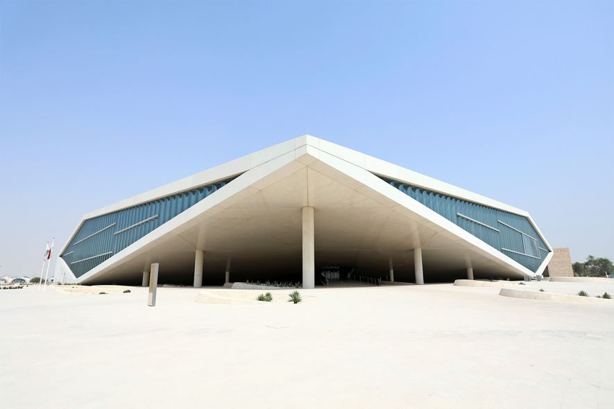 Qatar National Library.