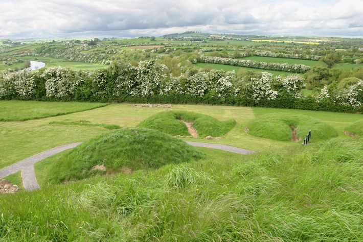 Knowth, Ireland