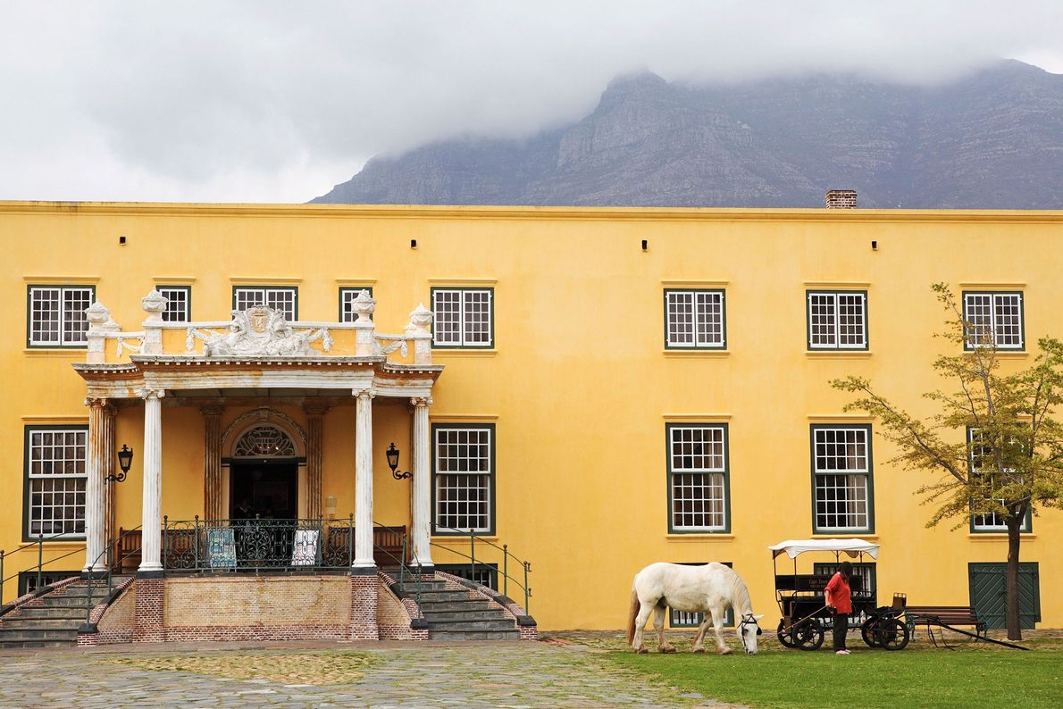 Castle of Good Hope, South Africa