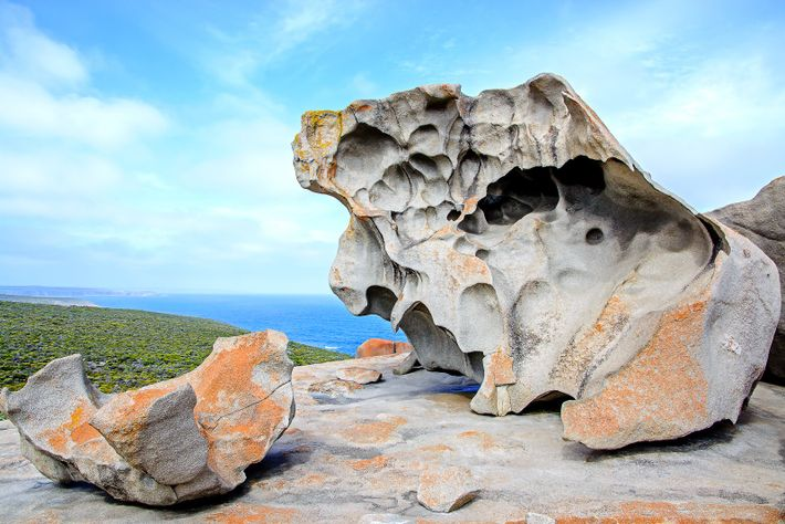 Remarkable Rocks.