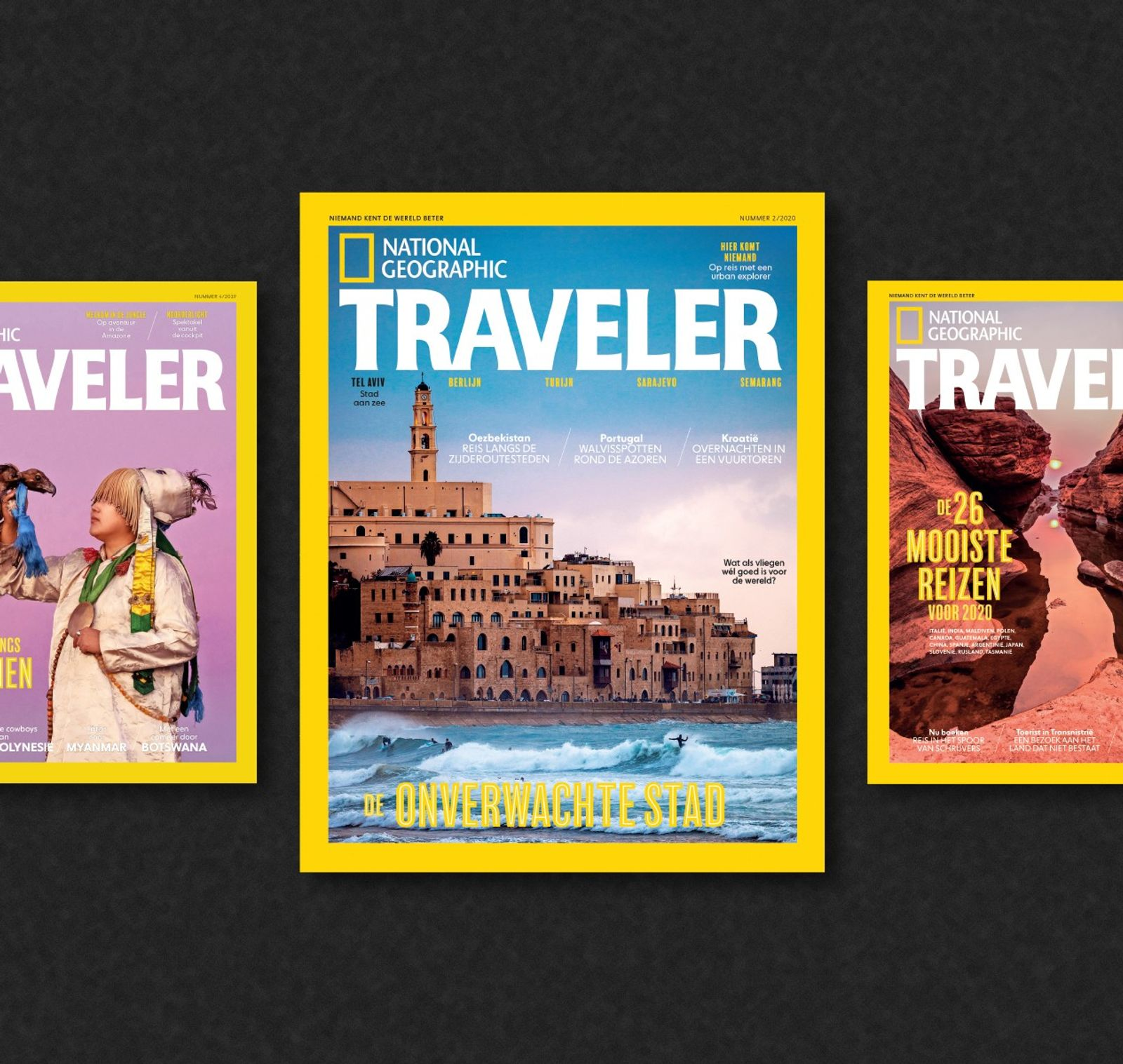 Wil je ook meer National Geographic?